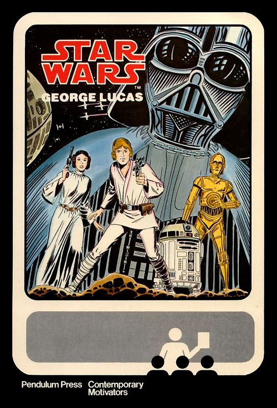 Old School Star Wars Filmstrip. http://www.doctorojiplatico.com/2014/05/old-school-star-wars-filmstrip.html