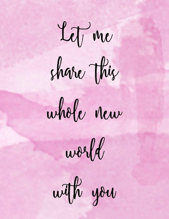 Disney Love Quotes Entrancing Free Printable Disney Love Quotes  Disney Quotes Free Printable