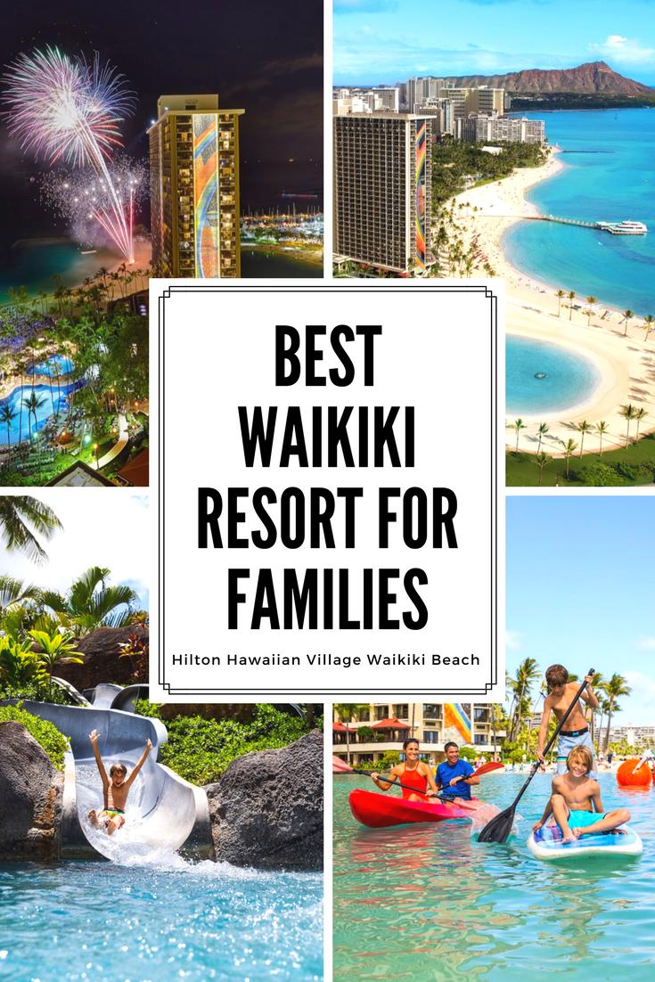 Hilton Hawaiian Village Waikiki Beach Resort Hilton