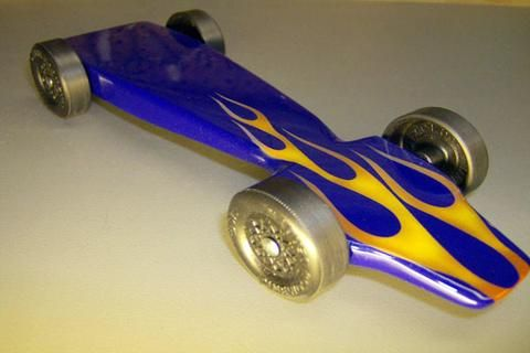 fast pinewood derby car designs google search