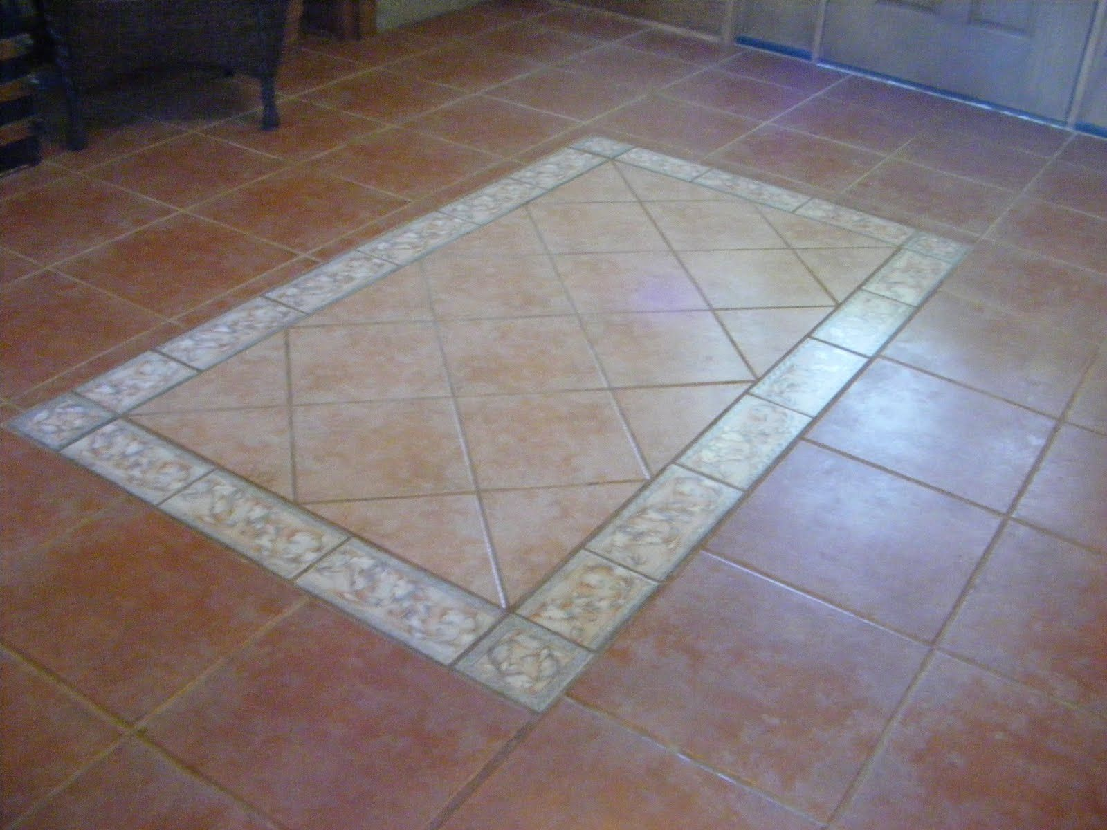 Decoration floor tile design patterns of new inspiration for new home interior floors - Small kitchen floor tile ideas ...