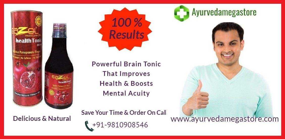 Purchase Powerful Health Tonic Eazol Health Tonic Improves