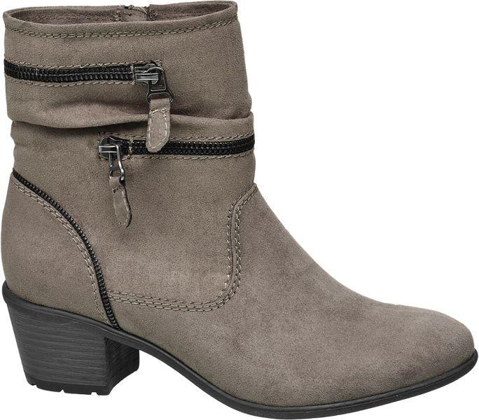 Seventyseven Lifestyle Damen Schuh Worker Boots Stiefelette