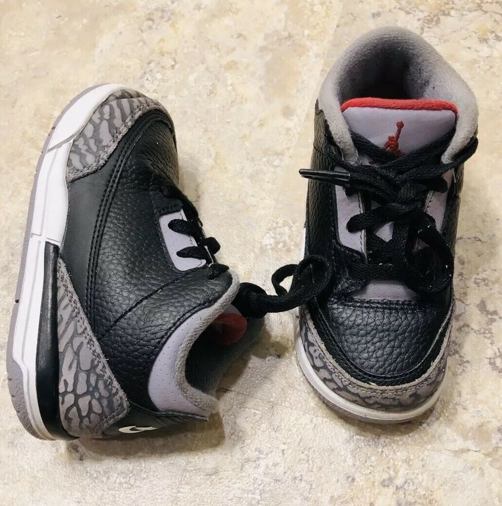 more photos f35ad 6fea9 Advertisement(eBay) Nike Air Jordan 3 III Retro Sneaker ...