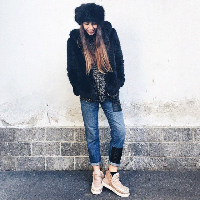 Pin on Mou Boots Outfits