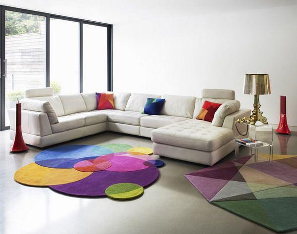 Beautiful Carpet Ideas For Living Room