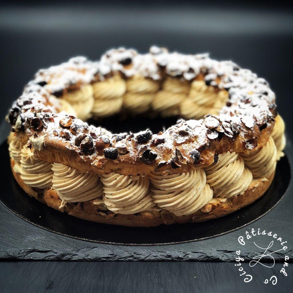 Paris brest cr me mousseline pralin recette dessert - Cours de cuisine brest ...