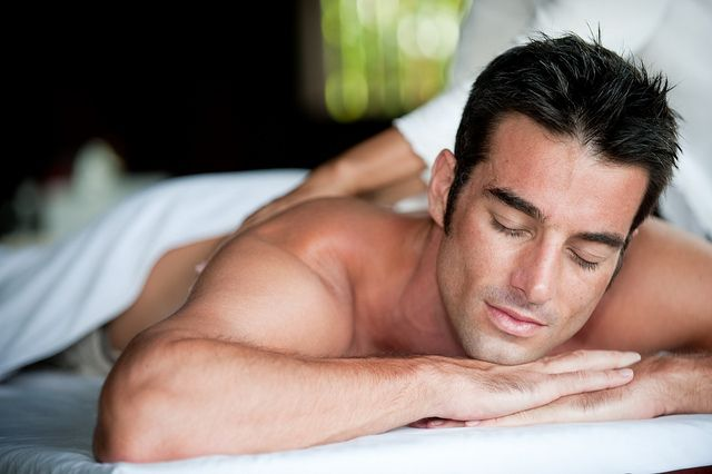 Brisbane male male in to sensual massage Gay Massage