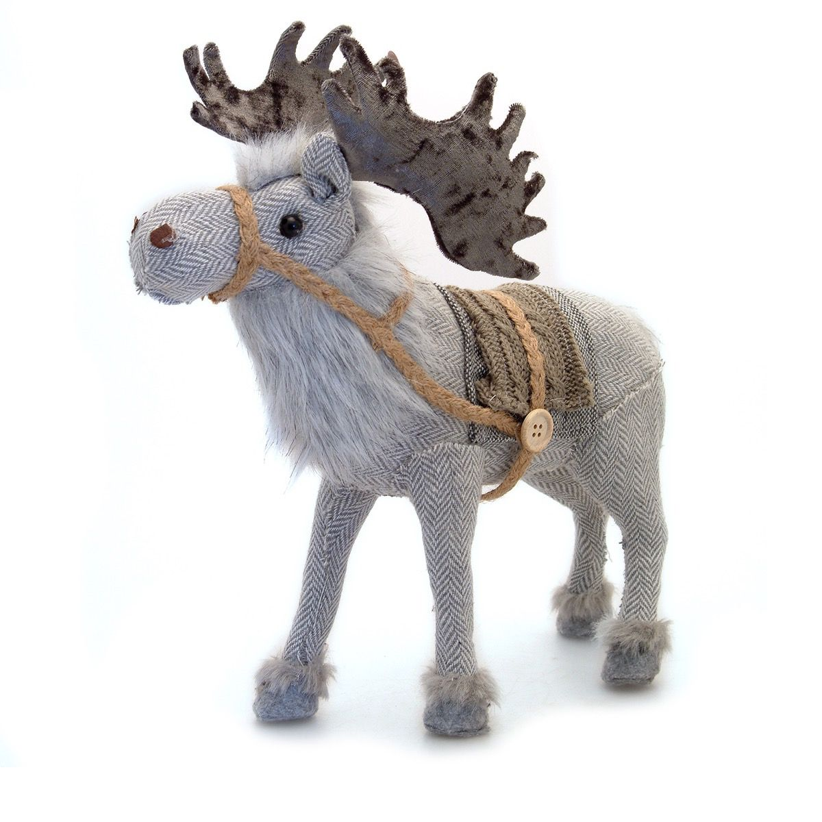 Ronnie the Reindeer  // Christmas 2016 at the Owl Barn