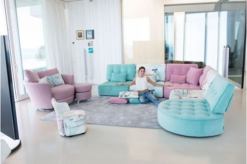 Arianne Love Sectionnel in 2019 | مفروشات | Furniture ...