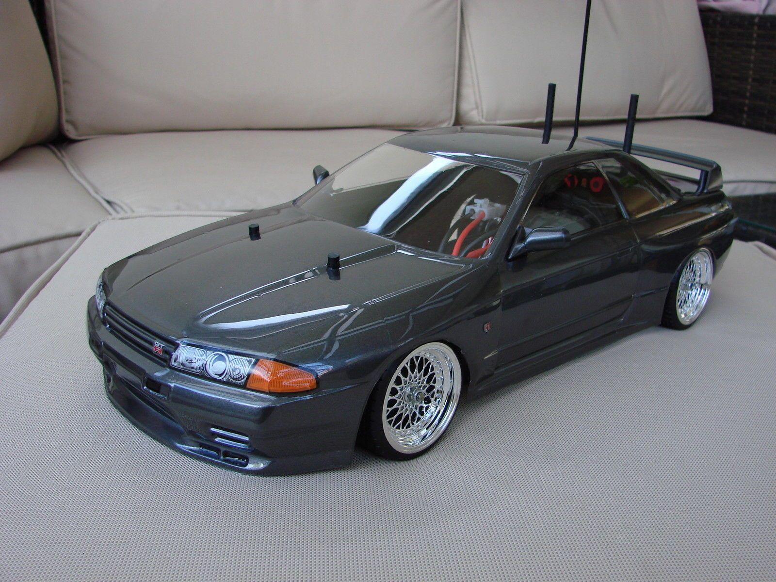 Tamiya 1/10 RC TT01D Drift Car Kit Nissan Skyline, ESC
