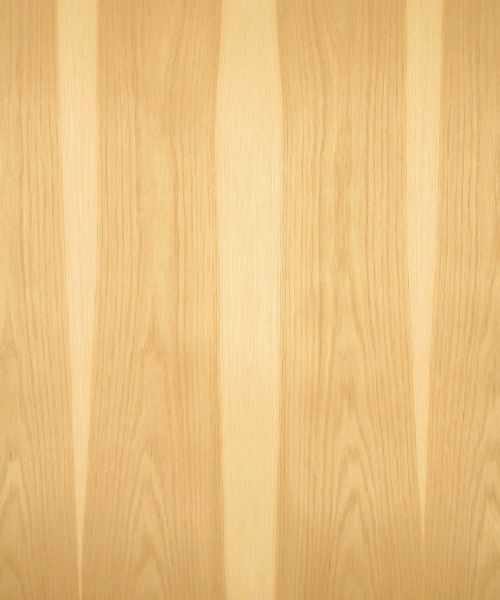Flat Cut Or Plain Sliced Two Tone Calico Hickory Veneer