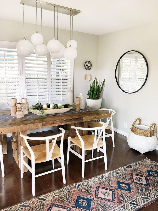Paint Color is Benjamin Moore London Fog For the home in