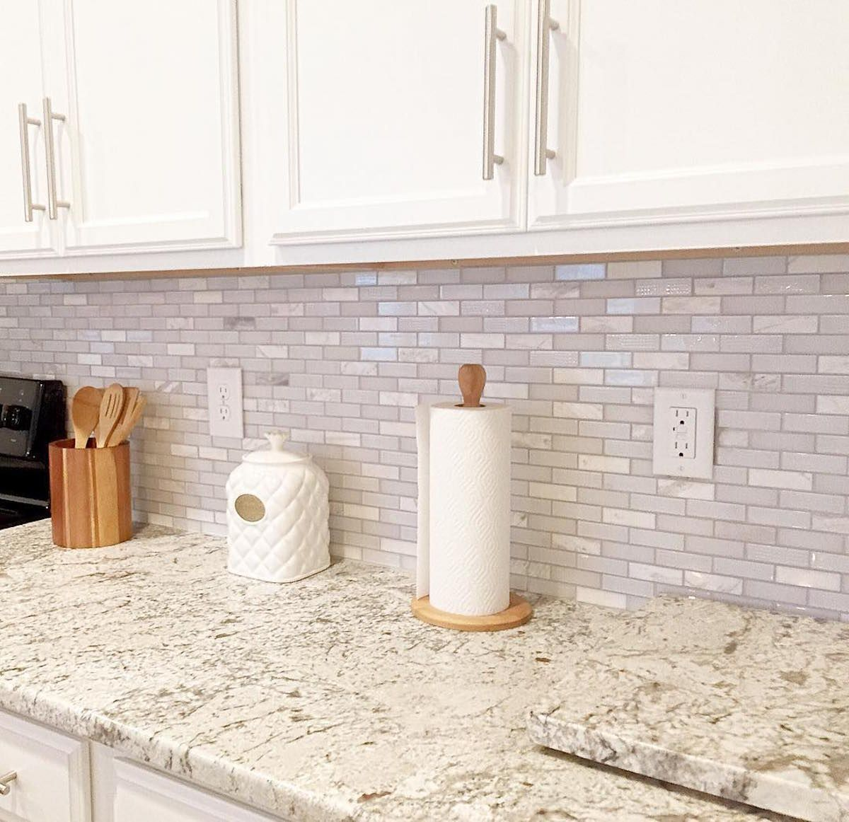 - 8 Cheap Peel-and-Stick Backsplashes That Will Make Your Kitchen