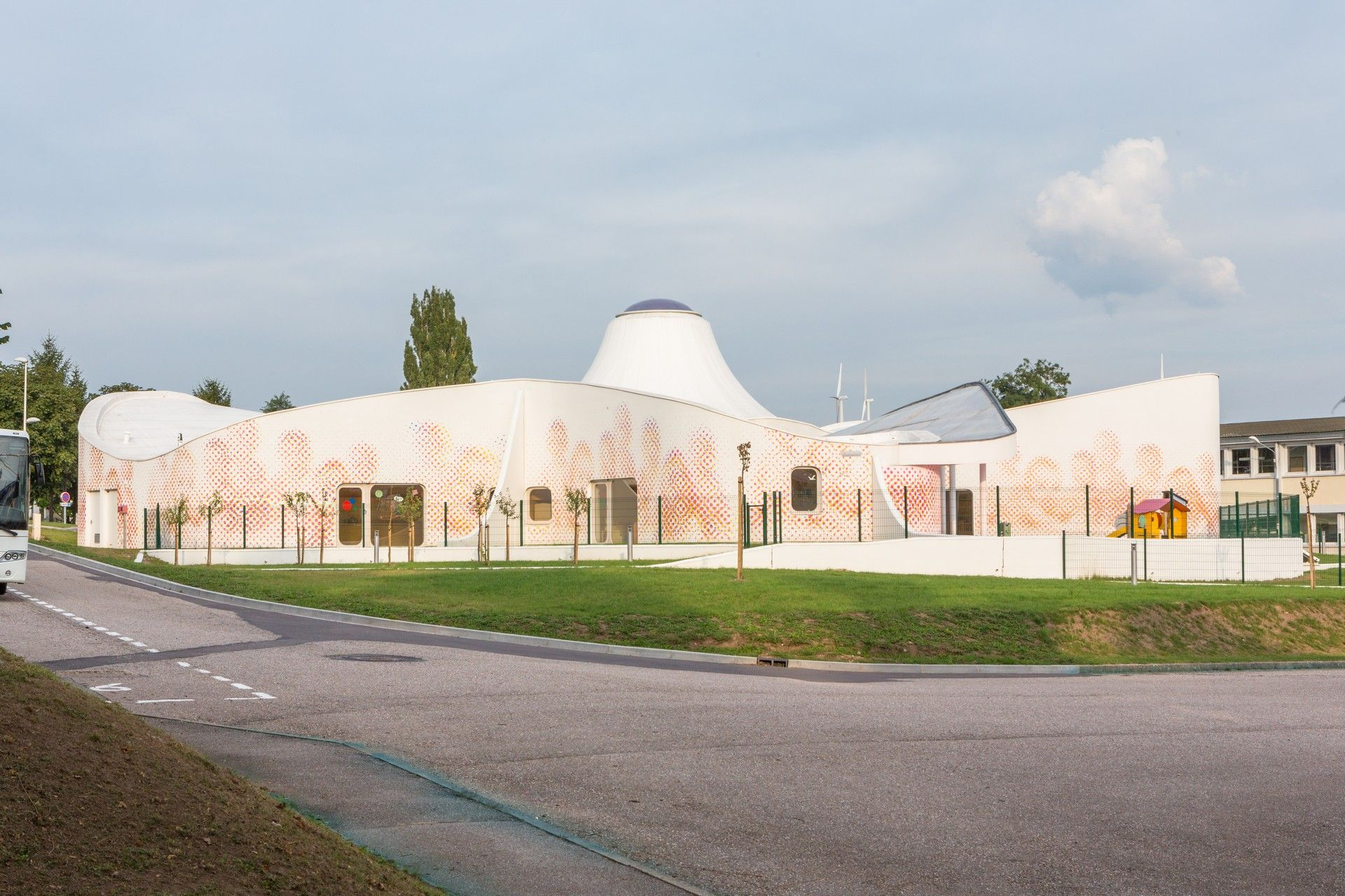 Childcare Facilities In Boulay And Piblange By Paul Le Quernec