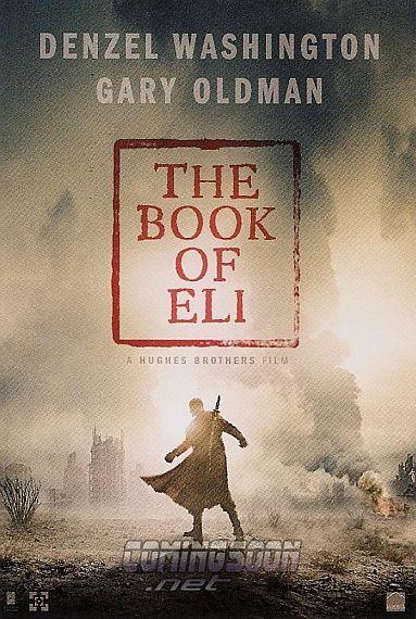 El Libro De Eli The Book Film Series Tele