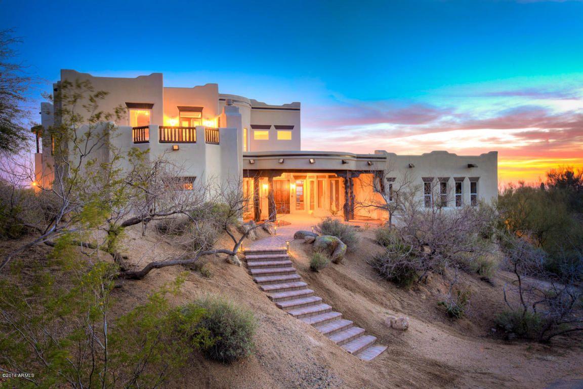 Amazing Scottsdale 4 Bedroom Home On 1 Acre