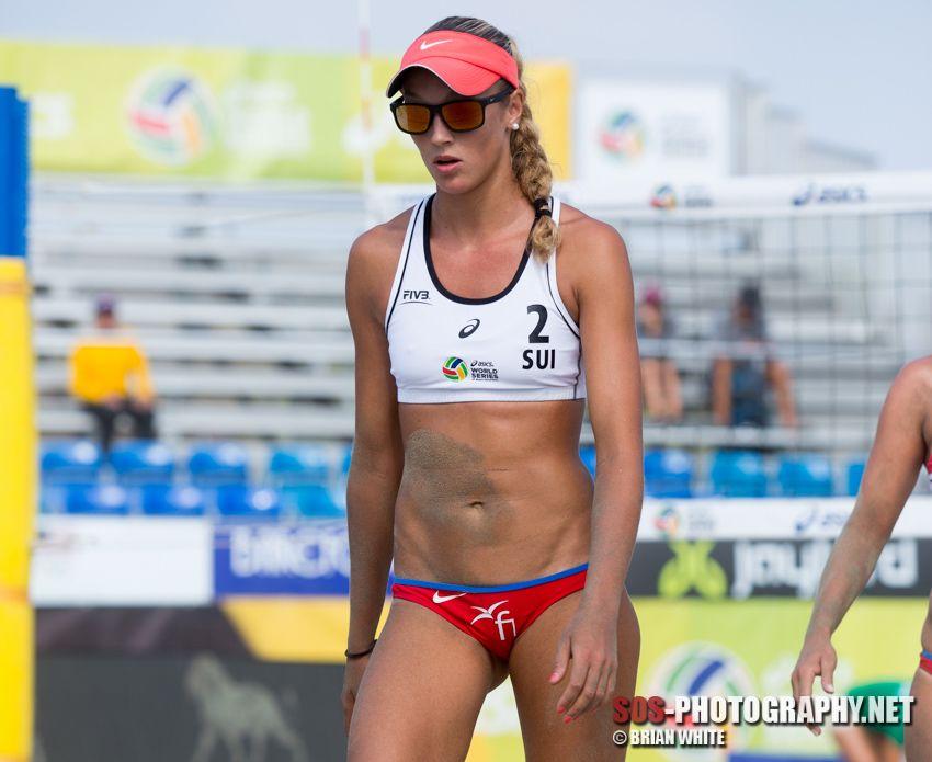 Isabelle Forrer and Anouk Vergé-Dépré - Road to Rio