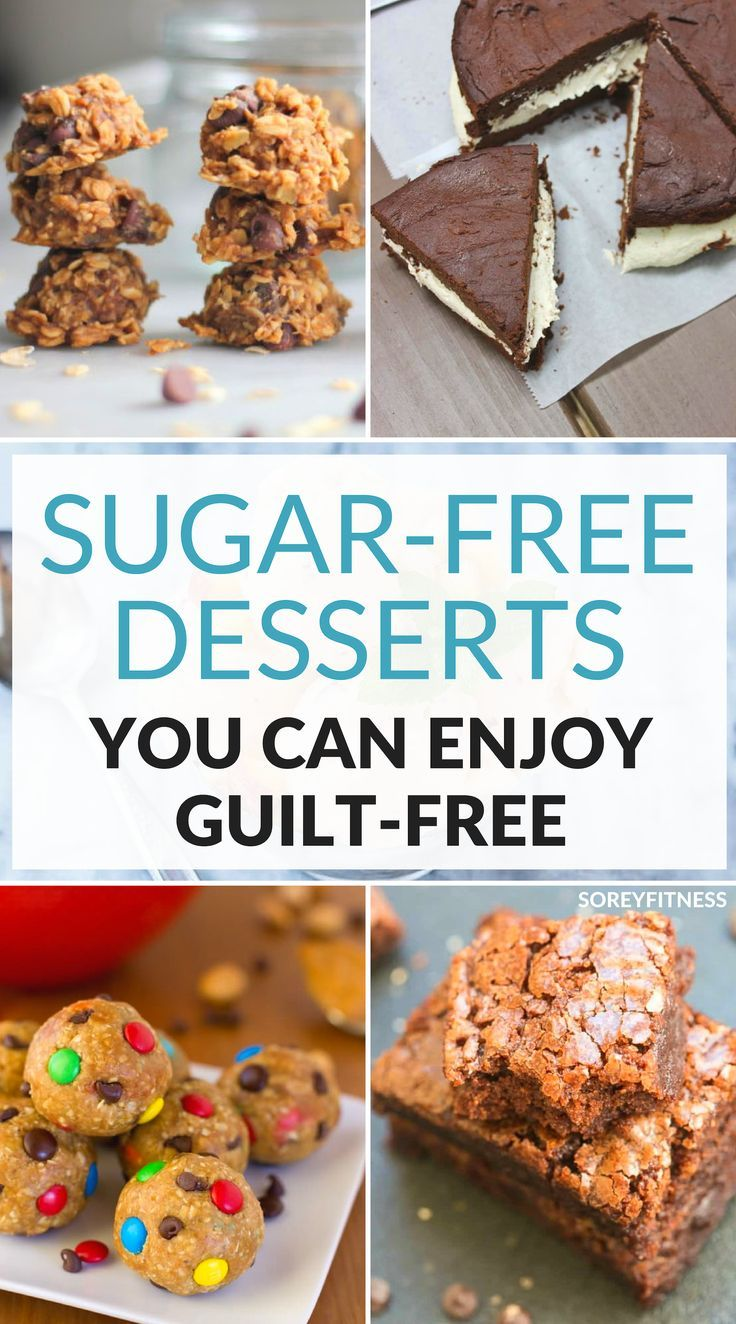 Sugar Free Desserts That Will Leave Your Mouth Watering #sugarfreedesserts