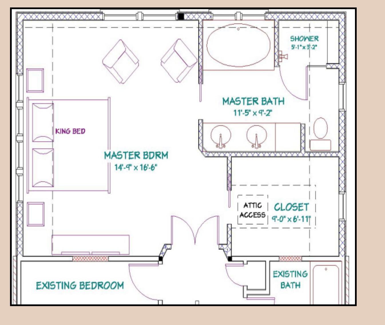 Floor Plan But Smaller Master Bedroom Design Layout Master Bedroom Plans Master Suite Floor Plan