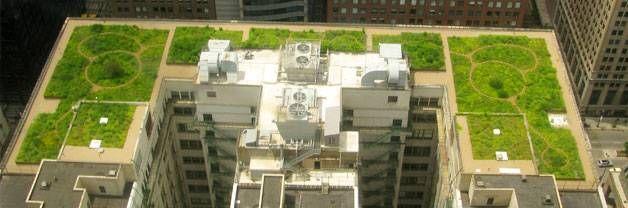Dachterrasse Gestalten Umweltfreundliche Idee - mystical ...