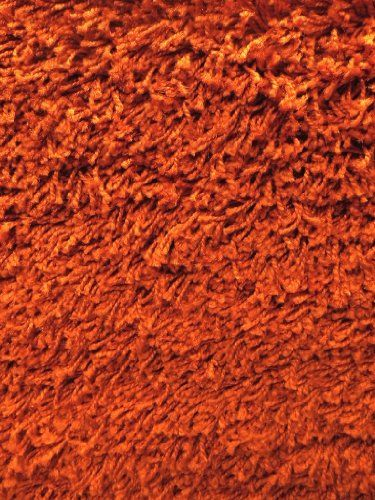 plain rust shag rug 8 ft. x 10 ft. showcase http://www.amazon/dp