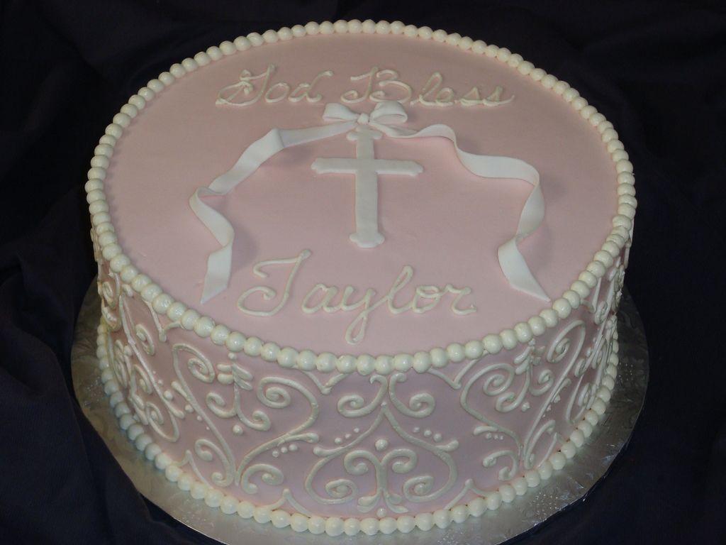 The 25 Best Communion Cakes Ideas On Pinterest Holy