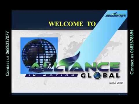Angeline Victoriano Aim Global Tanzania Business Presentation