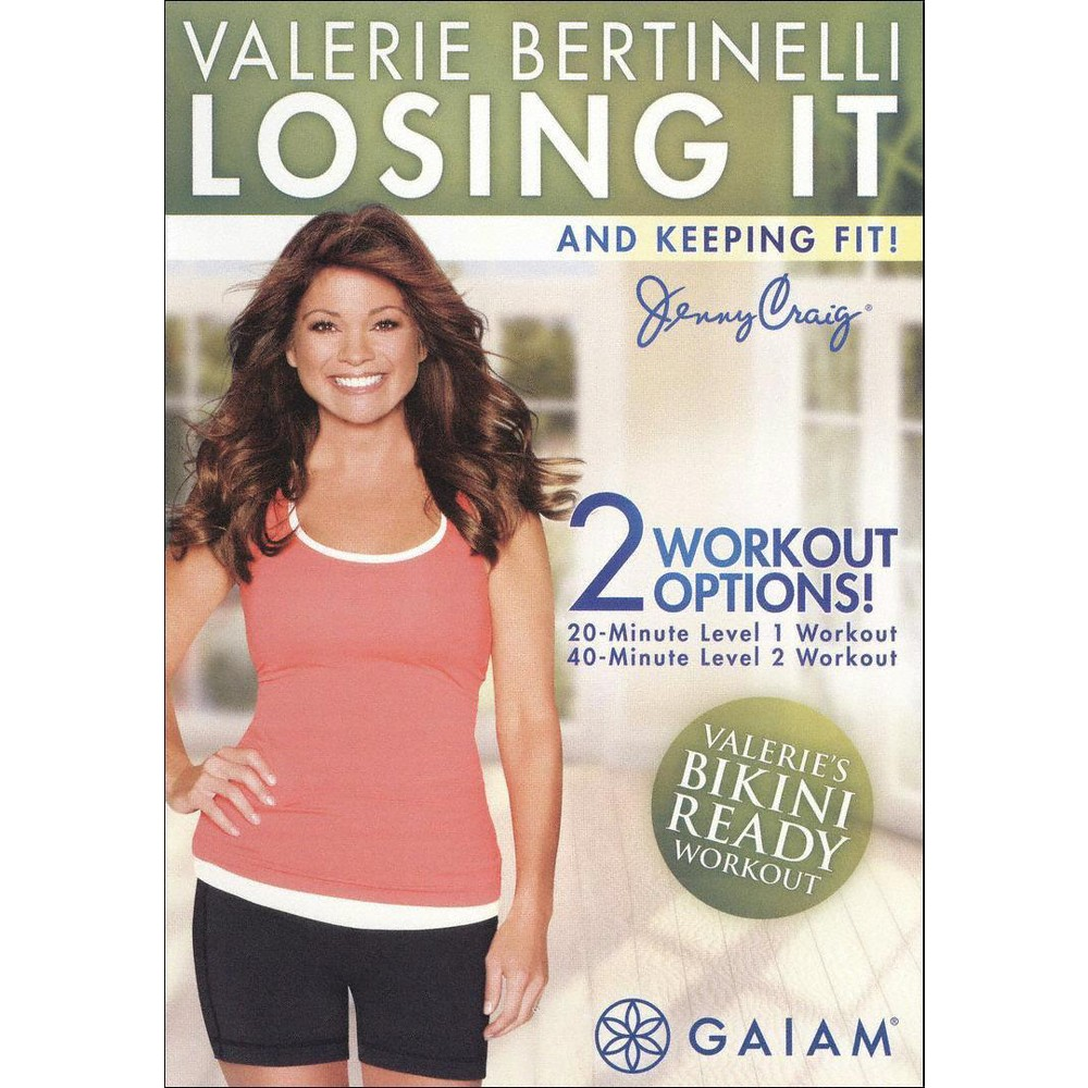 Valerie bertinelliLosing it and keep Dvd  Products  Pinterest