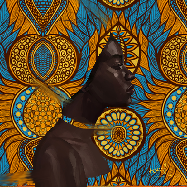 Melanin To Boot. Contemporary African artworks by emerging African artists. Paintings, digital art and illustrations