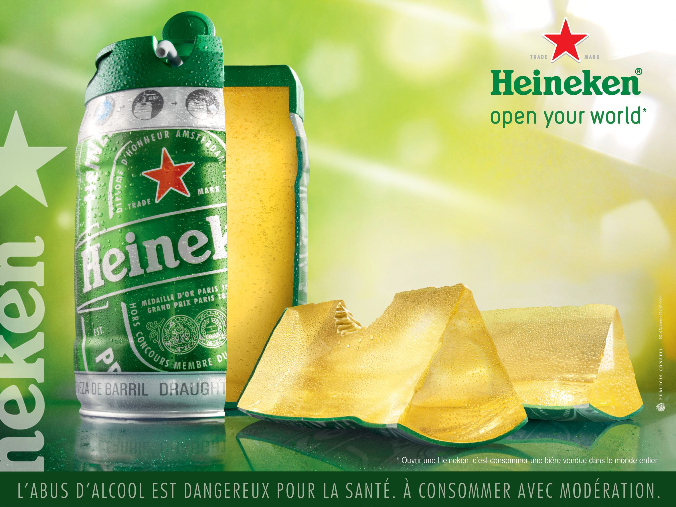 heineken open your world ad analysis Check out open your world, a campaign for heineken by wieden+kennedy.