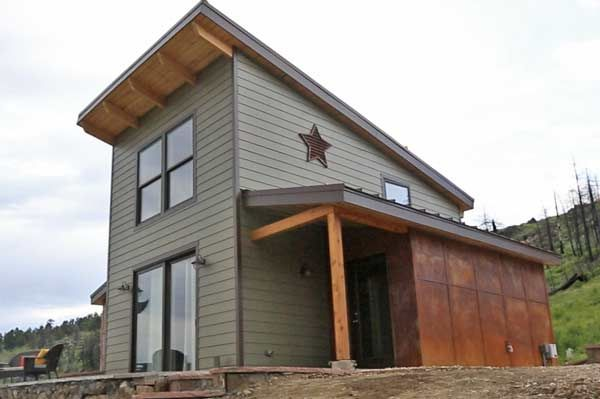 Small House In Colorado | 2 Story | Pinterest | Smallest House