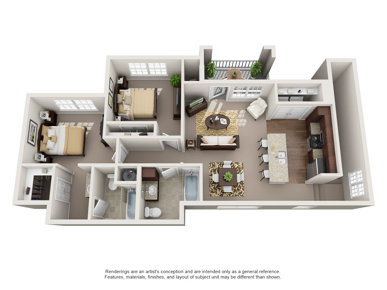 One Two And Three Bedroom Apartments In Oklahoma City Ok Oklahomacity Oklahoma Apartment Sims House Design Bedroom Floor Plans Apartment Architecture