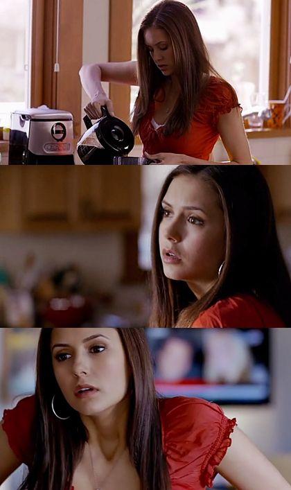Image de tvd, Nina Dobrev, and Vampire Diaries