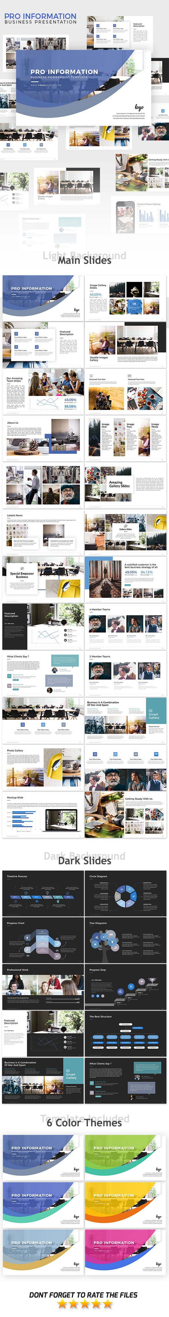 Pro information business powerpoint templates template and info pro information business powerpoint templates alramifo Choice Image