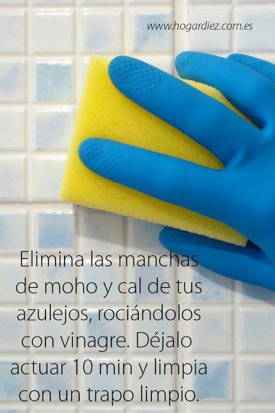 Los mejores trucos de limpieza ecol gica para nuestra - Limpiar azulejos cocina para queden brillantes ...