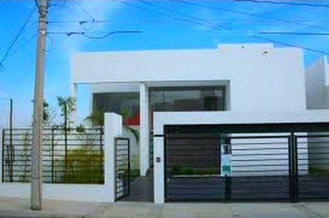 Rejas modernas para casas modernas buscar con google - Rejas de casas modernas ...
