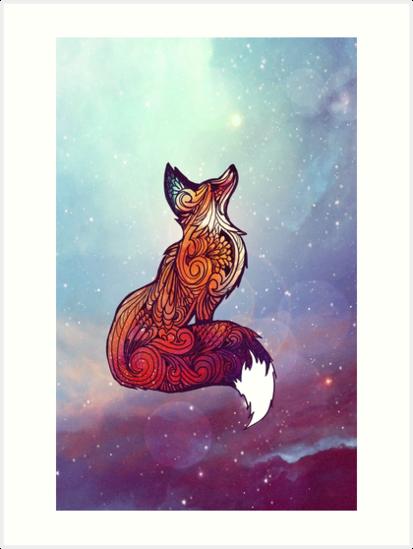 Resultado de imagen para fox artwork