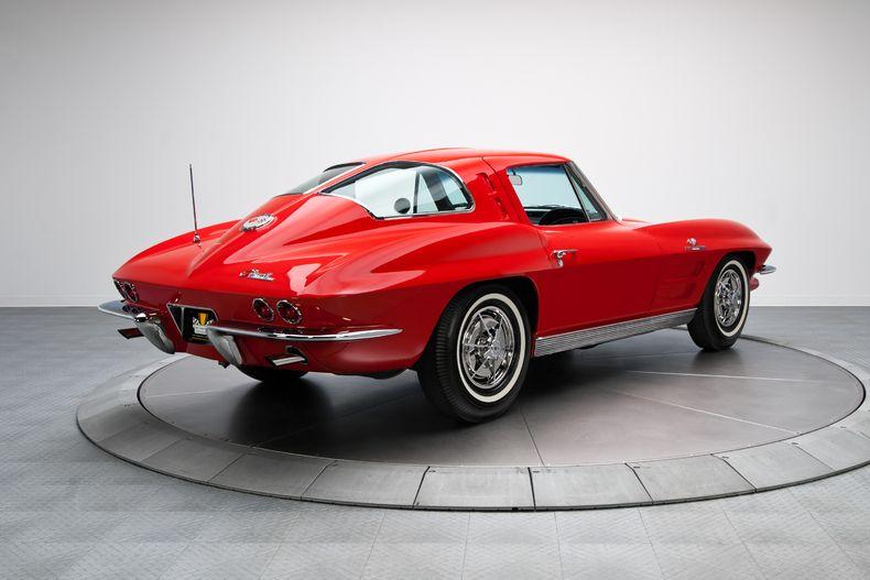 1963 Chevrolet Corvette split window coupe ♥ my dream car