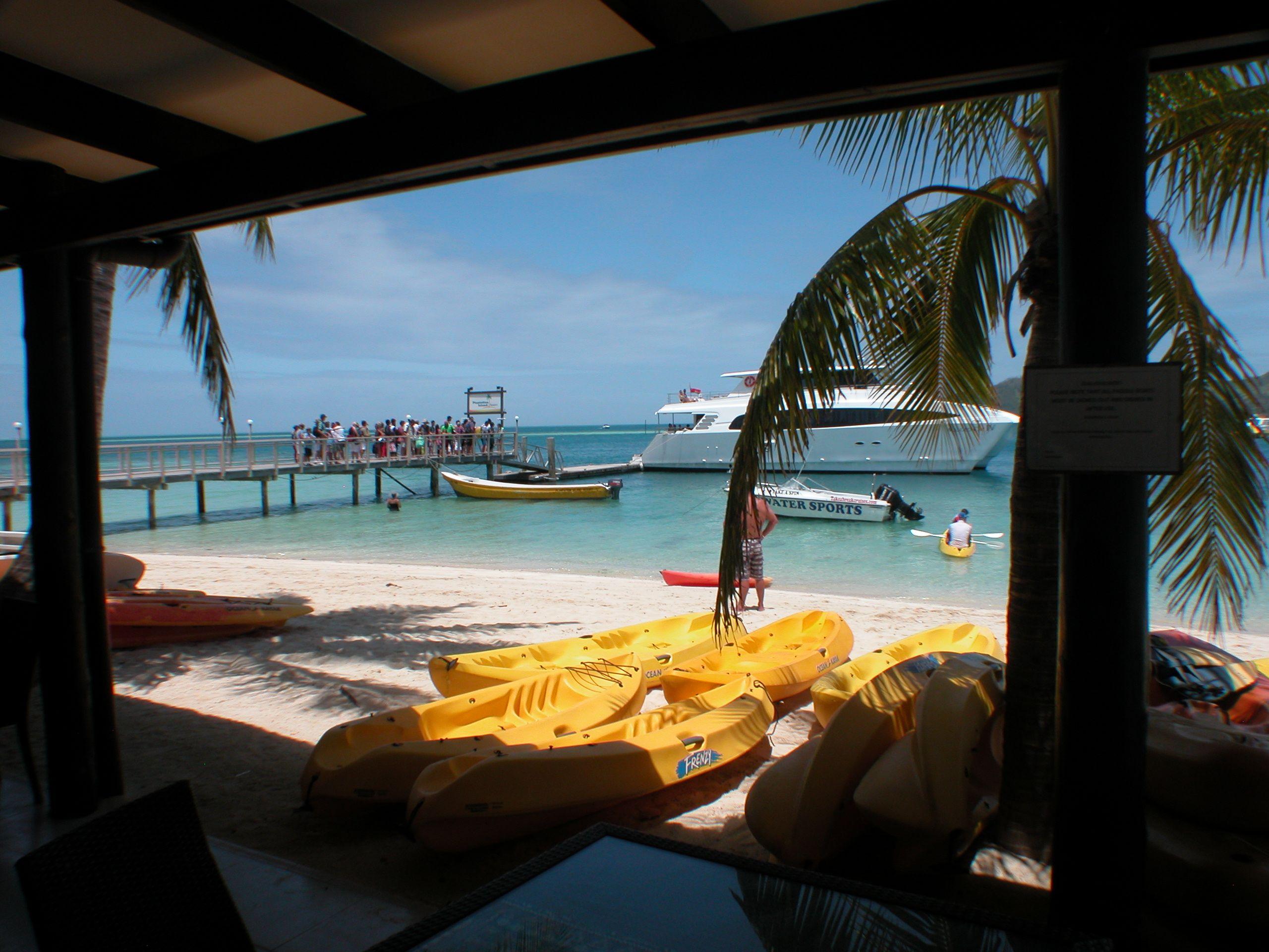 Pin on Plantation Island Resort Fiji