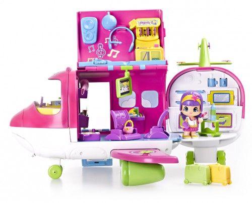 Pinypon Avion Pinypon Minidolls Toys Juguetes Dolls