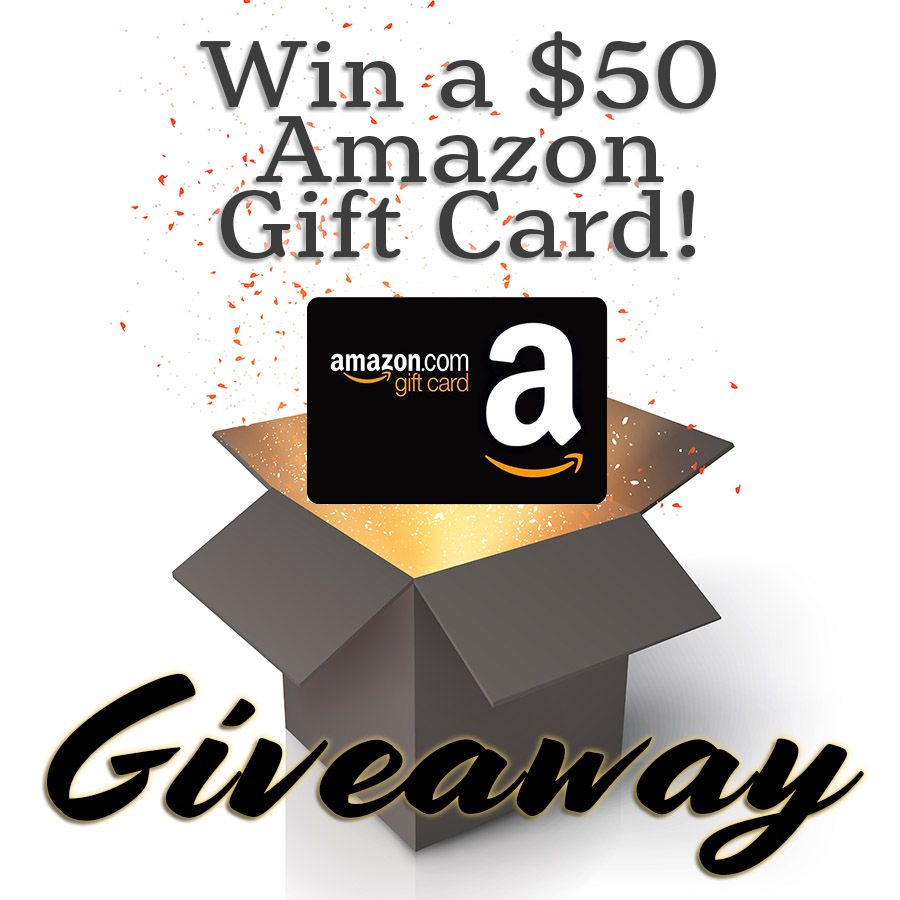 Amazon card giveaways