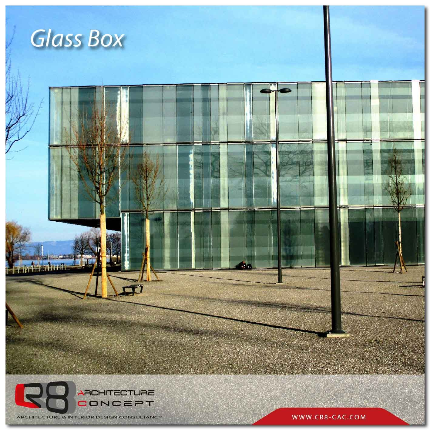 Box Glass Elevation Localbusiness