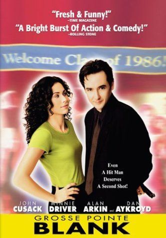 Grosse Pointe Blank - Witty script and dialogue.