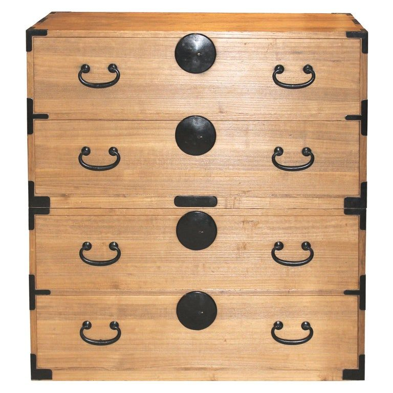Anese Kiriwood Clothing Chest In