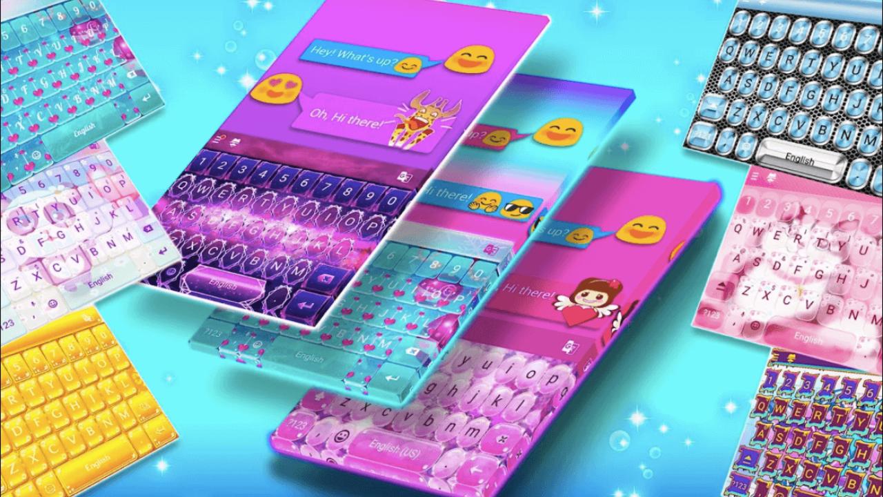 17+ Cool keyboard backgrounds Full HD