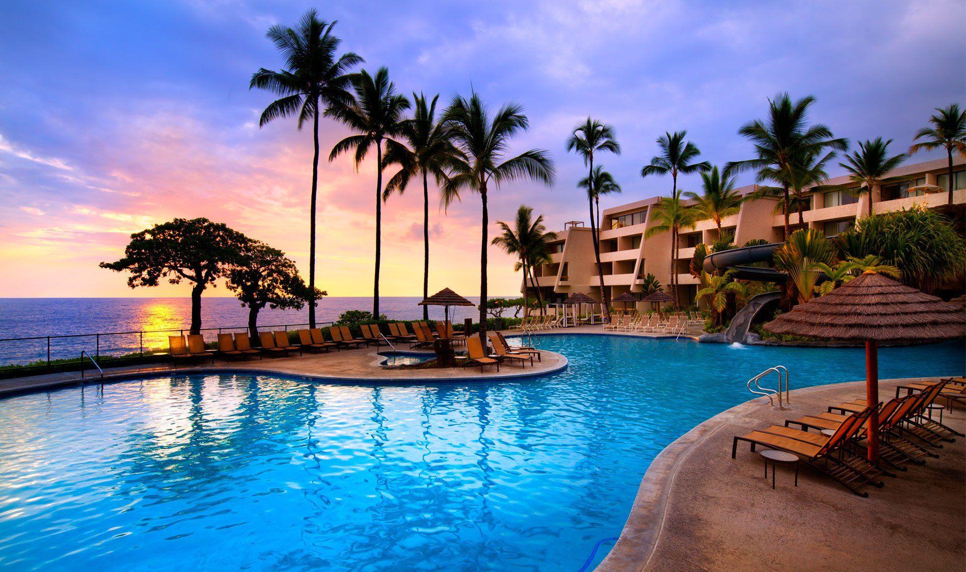 Our Hawaiian Honeymoon At Sheraton Kona Resort Spa Keauhou Bay