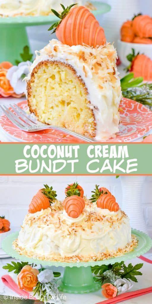 Photo of Coconut Cream Bundt Cake