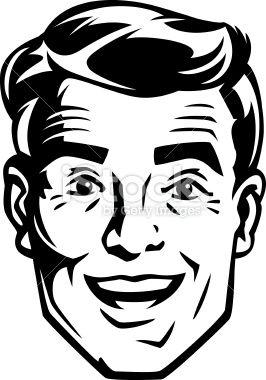 Stock Illustration 24487329 Vintage Man Jpg 266 380 Pixels Vintage Men Stock Illustration Illustration
