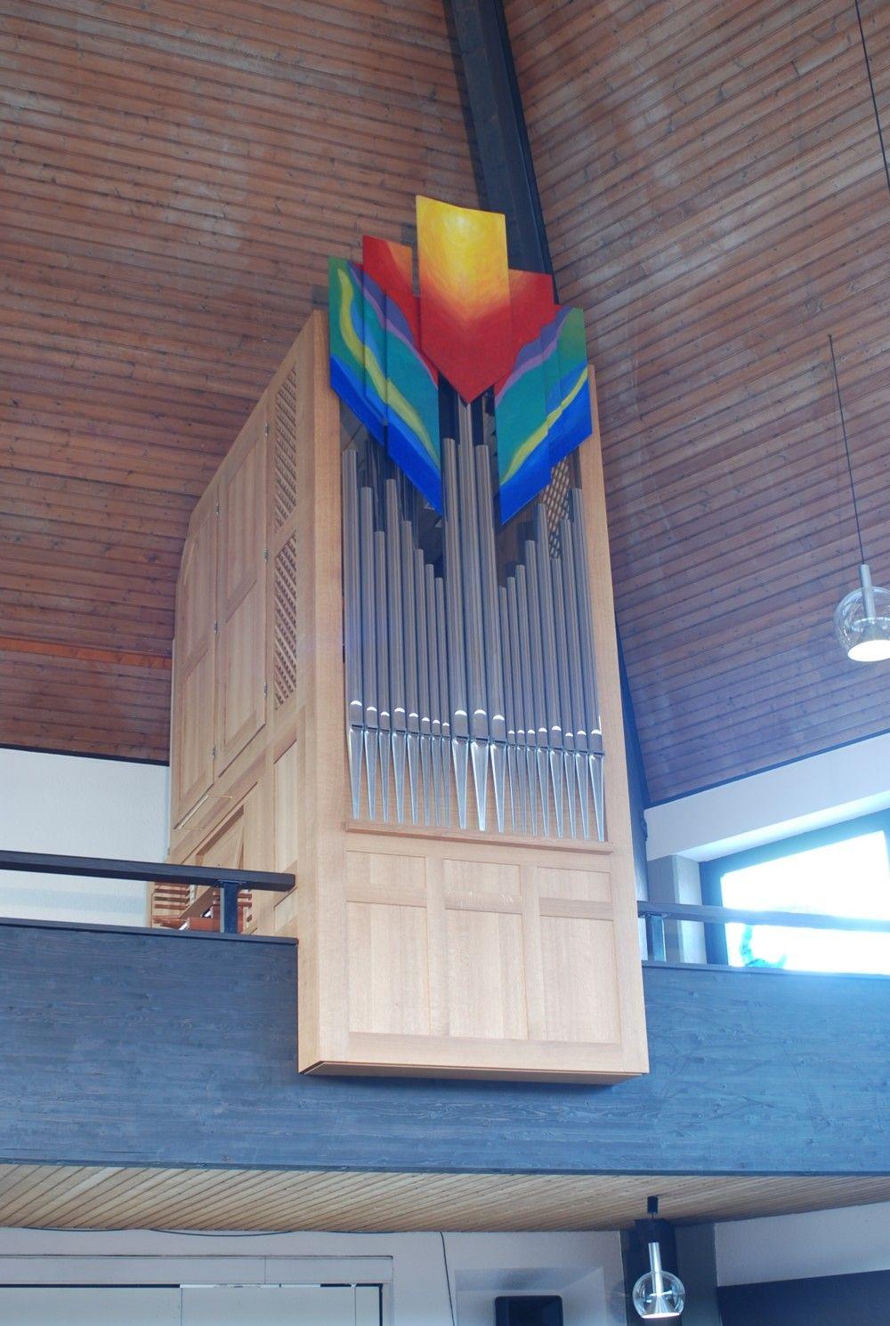 Weimbs Orgelbau, Johanneskirche